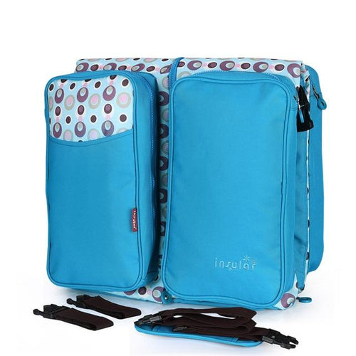 Insular Portable Bassinet - Bags By Benson