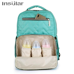 Insular Nappy Backpack IV