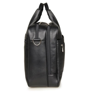 Berchirly Leather Laptop - Bags By Benson