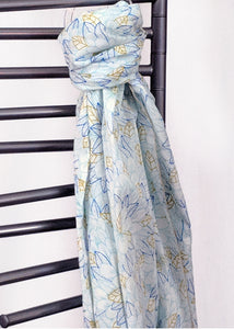 Blomma - Organic Cotton Scarf (3 colors)
