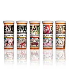 Bad Drip Labs E-Juice