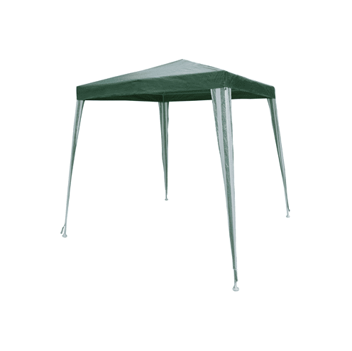 Aleko Gazebo ALEKO Waterproof Gazebo Tent Canopy for Outdoor Events Green