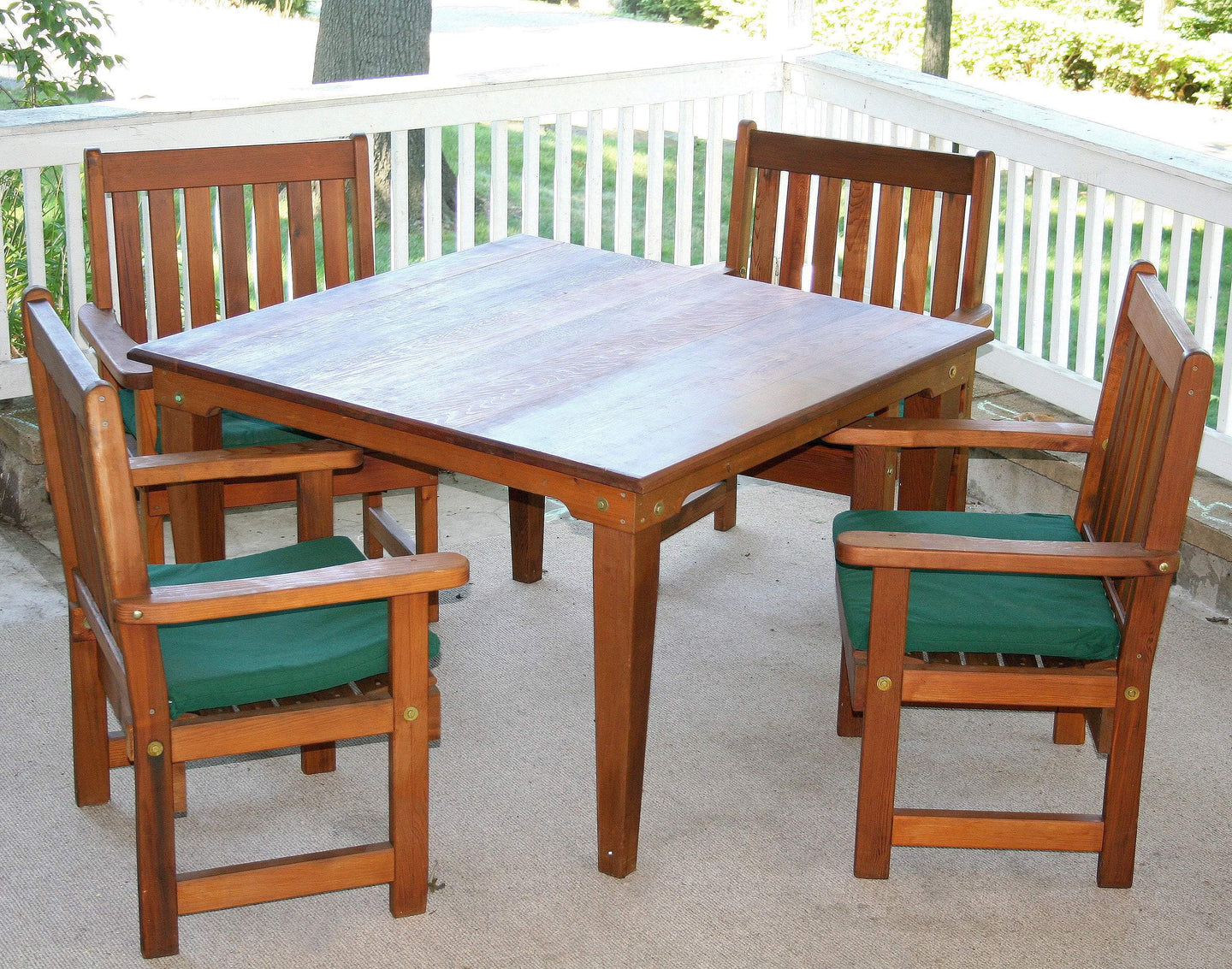 Creekvine Designs Patio Furniture 36