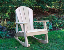 Creekvine Designs Patio Furniture Creekvine Designs Cedar Adirondack Rocking Chair