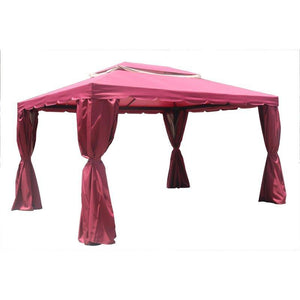 Direct Wicker Gazebo Direct Wicker - Melly Metal Portable Gazebo