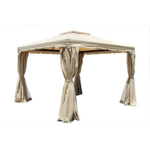 Direct Wicker Gazebo Direct Wicker - Melody Metal Portable Gazebo