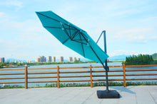Direct Wicker Patio Furniture Blue Direct Wicker - 11.5' Cantilever Umbrella