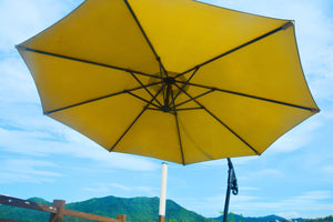 Direct Wicker Patio Furniture Direct Wicker - 10' Patio Cantilever Umbrella