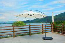 Direct Wicker - 10' Patio Cantilever Umbrella - Upgraded Outdoor Living