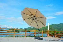 Direct Wicker Patio Furniture Direct Wicker - 11.5' Cantilever Umbrella