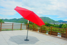 Direct Wicker - 10' Market Umbrella - Upgraded Outdoor Living