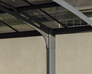 Palram Carport Palram Arizona Breeze 5000 Carport