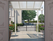 Palram Patio Cover Palram - Sierra Patio/Door Cover - 8' x 8' White/Clear