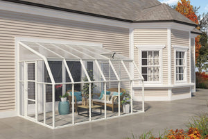 Palram - Rion Sun Room 2 - 8' Series - Upgraded Outdoor Living