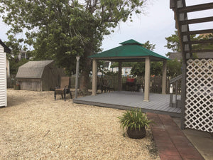 Riverstone Industries ACACIA SunDURA Gazebo 12 ft sq