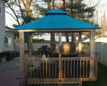 Riverstone Industries ACACIA OutDURA Gazebo 14 ft sq ***FREE GIFT with Purchase***
