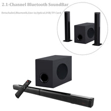 Bluetooth Sound Bar with Subwoofer