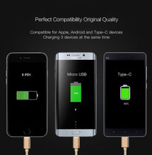 3 in 1 Universal Charger iPhone/ Sumsung/ Type-C 3