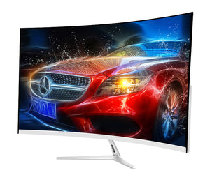24 inch LED Curved Monitor by TechNoob