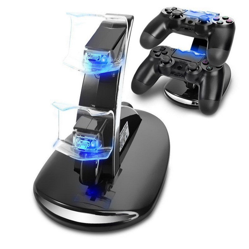 Dual PS4 Charging Stand Station