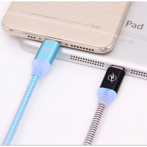 LED iPhone Charger