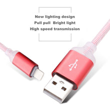 iPhone LED Charging Cord