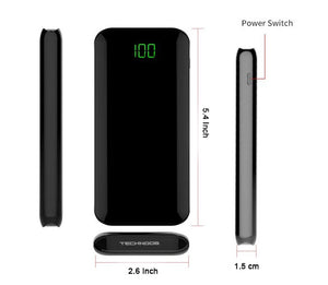 Slim 10000 mAh Power Bank