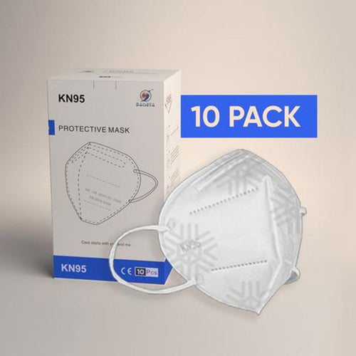 10 Pack KN 95 Face Mask