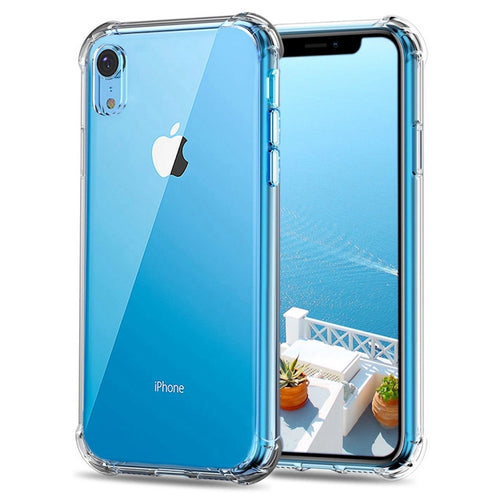 Clear Transparent Shockproof Case
