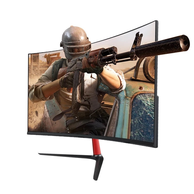 Pre-sale TechNoob's 24in Curved Gaming Monitor