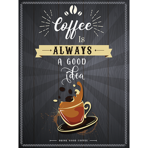 Magnet - A-Frame Sign (Coffee Shop 1A)
