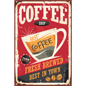 Magnet - A-Frame Sign (Coffee Sign 2)