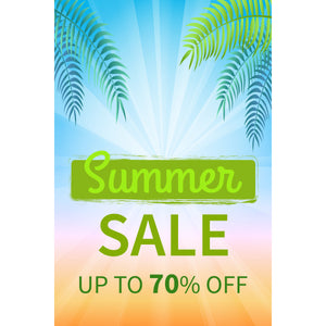 Magnet - A-Frame Sign (Summer Sale)
