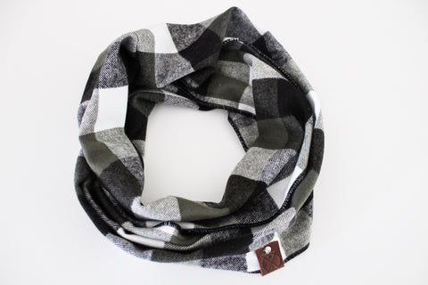 SPRUCE - Reversible Infinity Scarf