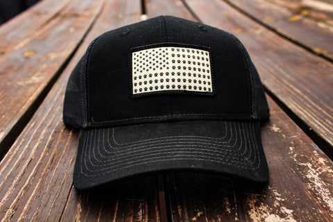 Paw Flag Trucker Hat