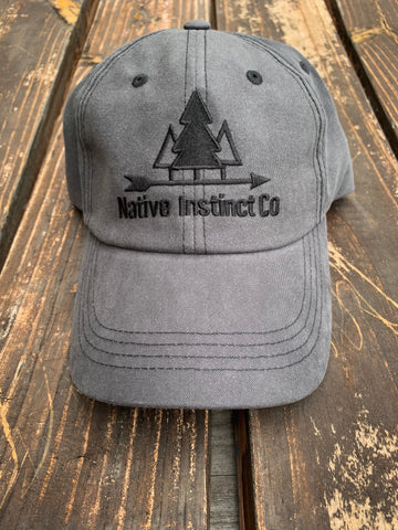 Native Instinct Co Logo Baseball Hat
