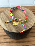 Love Is Project - Friendship Bracelet - Neon