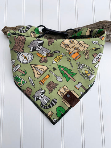 KAMP - Adjustable Dog Bandana