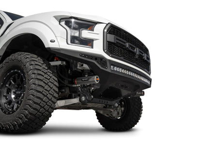 2017-2020 FORD RAPTOR ADD ROCK FIGHTER FRONT BUMPER