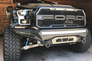 ADD 2017-2020 FORD RAPTOR STEALTH FIGHTER FRONT BUMPER