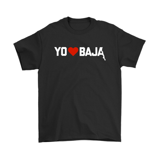 YO LOVE BAJA T-SHIRT