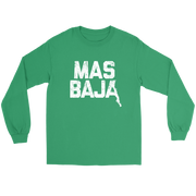 MAS BAJA LONG SLEEVE T-SHIRT