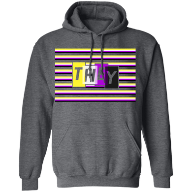 Non-Binary Pride THEY Hoodie
