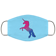 Bisexual Unicorn Face Mask
