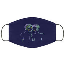 Gay Lovers LGBTQ Face Mask