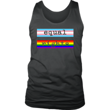 Equal Rights LGBT Tank Top