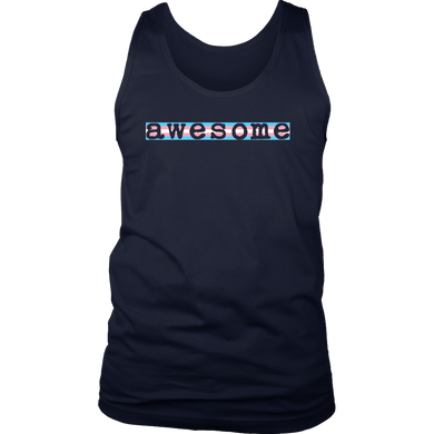 Awesome Transgender LGBT Tank Top