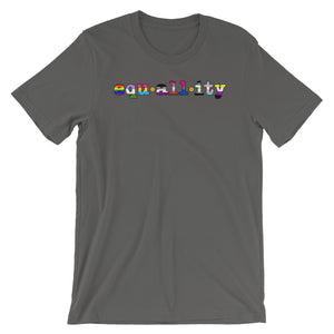All-Inclusive LGBTQ+EquALLlity for All T-Shirt