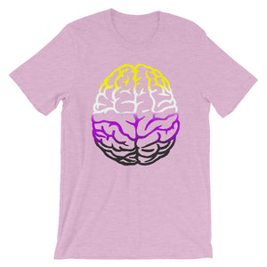 Non-binary Brain T-Shirt