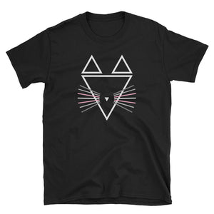 Demigirl Whiskers Short-Sleeve Unisex T-Shirt